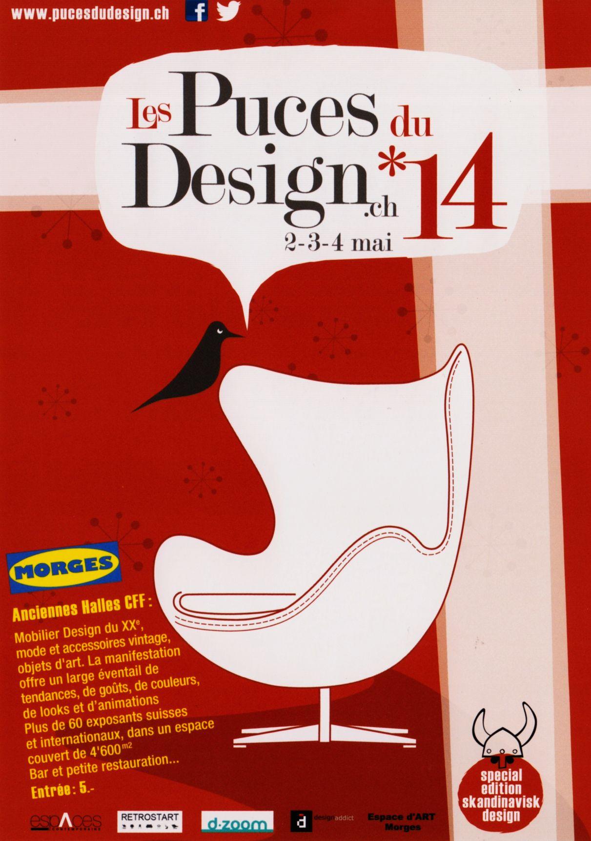 puces du design 14 galerie d2. Black Bedroom Furniture Sets. Home Design Ideas