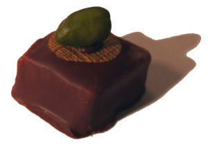 Bulletin de commande de chocolats GALERIE D2 12-2014